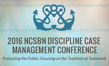 2016 Discipline Case Mangement Conference