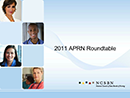 Watch Health Reform and Emerging APRN Policies Video