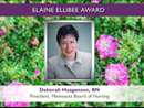Watch 2015 Award Recipient - Deborah Haagenson Video