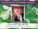 Watch 2015 Award Recipient - Patricia Smyer Video