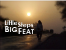 Watch Little Steps, Big Feat Video