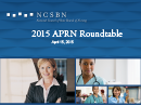 Watch 2015 APRN Roundtable Q&A Video