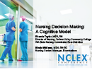 Watch Research on Nursing Decision-Making: A Cognitive Model Video