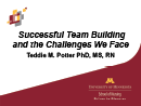 Watch Plenary Session 1: Successful Team Building and Challenges That Are Faced By Teams Video