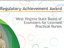Watch 2016 Award Recipient - West Virginia State Board of Examiners for Licensed Practical Nurses Video