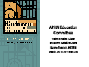 Watch APRN Education Committee Forum Video