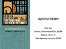Watch Legislative Update Video
