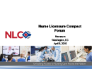 Watch The Nurse Licensure Compact: An Overview  Video