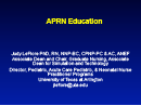 Watch APRN Education and Simulation Video