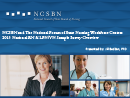 Watch NCSBN and the Forum of State Nursing Workforce Centers – 2015 National RN & LPN Sample Survey Overview Video