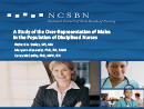 Watch Gender Differences in Nurse Reporting and Board Disciplinary Actions Video