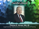 Watch 2017 Award Recipient - Thomas Abram Video