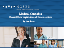 Watch Medical Cannabis: Current State Legislation and Considerations Video