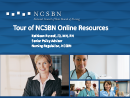 Watch Welcome and Tour of NCSBN Resources Video