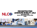 Watch Reconstructing Licensure Mobility: eNLC Video