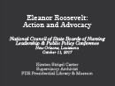 Watch Eleanor Roosevelt: Action and Advocacy Video