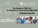 Watch Practice: Night Shift Errors: Examining the Root Cause of Nurse Practice Errors During the Most Dangerous Time for Patients Video