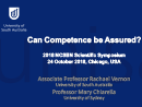 Watch Regulation: Can Competence be Assured? Video