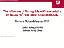 Watch Education: The Influences of Nursing School Characteristics on NCLEX Pass Rates: A National Study Video