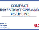 Watch Discipline and Investigation Video
