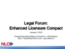 Watch A Review of eNLC Rulemaking Statutory Provisions Video