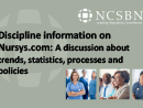 Watch Discipline Information on Nursys.com: A Discussion About Trends, Statistics, Processes and Policies Video