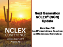 Watch Next Generation NCLEX (NGN) Update Video