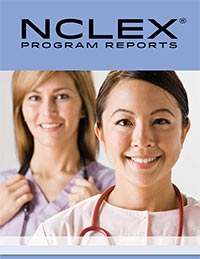 NCLEX Program Reports - Subscription Overview