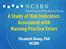Watch A Study of Risk Indicators Associated with Nursing Practice Errors Video