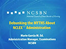 Watch Administration of the NCLEX Video