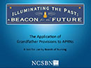 Watch Advanced Practice (APRN) Committee - The Grandfather Provision Video