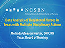 Watch Data Analysis of Registered Nurses in Texas with Multiple Disciplinary Actions Video