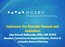 Watch Substance Use Disorder Manual and Guidelines Video