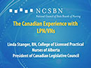 Watch The Canadian Experience with LPN/VNs Video