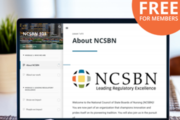 About NCSBN - Free for Members