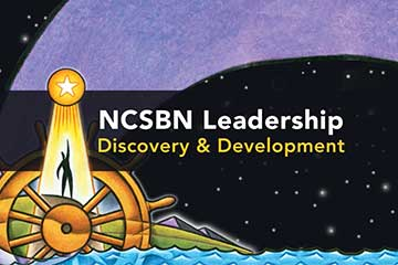 NCSBN Leadership: Discovery & Development