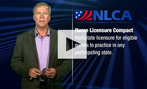 Nurse Licensure Compact: Multistate licensure for eligible nurses to practice in any participating state